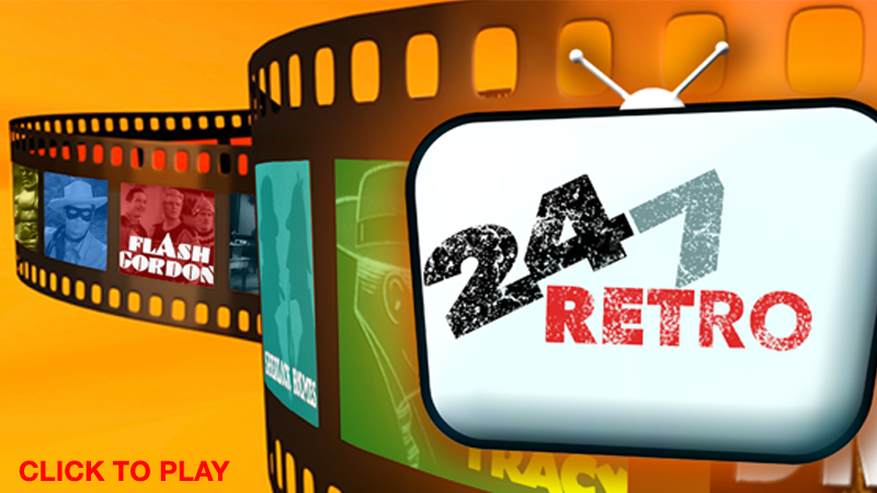 247 Retro Internet Television - Free Movies and Classic TV